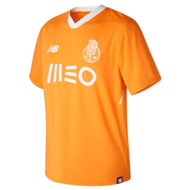 New Balance FC Porto Away SS Jersey Neutral
