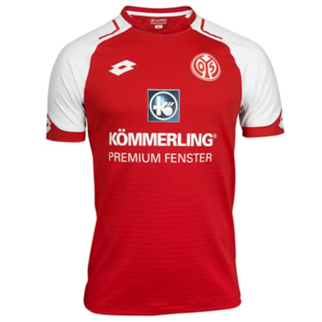 Lotto Mainz Home Trikot - 1. FSV Mainz 05 (Rot | XL)