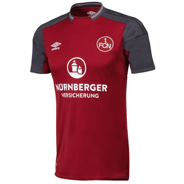 Umbro FC Nürnberg HomeSS Jersey Neutral