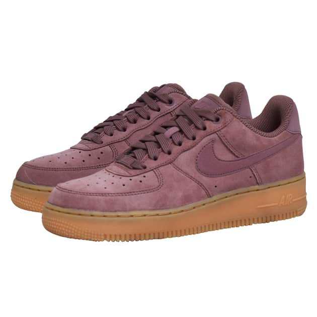 Nike WMNS AIR FORCE 1 '07 SE Grau