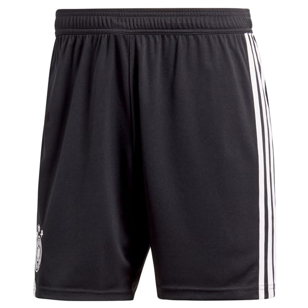 adidas DFB Home Short Kids Schwarz
