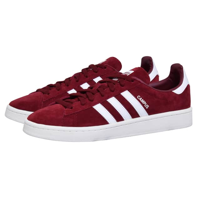 adidas Originals CAMPUS Dunkelrot