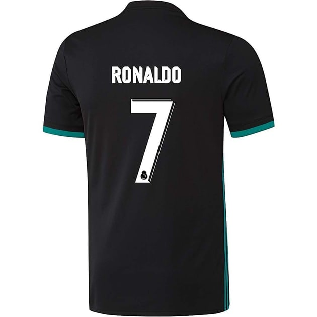 Dekographics Real Madrid Erw.Away 2017/18 Flock Ronaldo