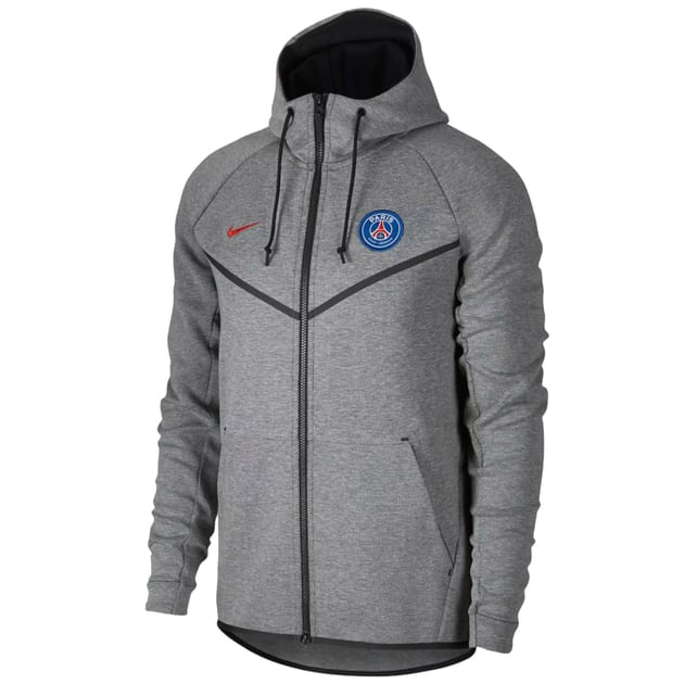 Nike Paris Saint Germain Tech Flecce Jacket bei Sport Schuster München