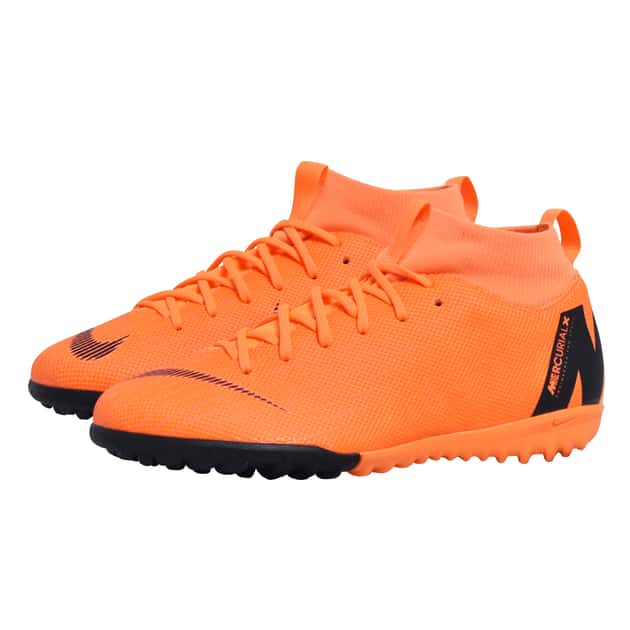 Nike JR SUPERFLYX 6 ACADEMY GS TF Orange