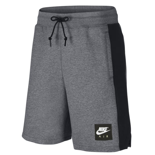 Nike M NSW SHORT AIR FLC Anthrazit