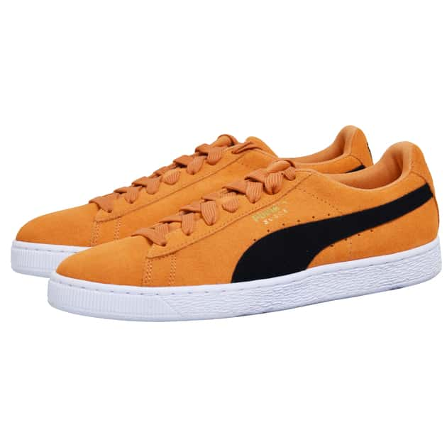 Puma Suede Classic Orange