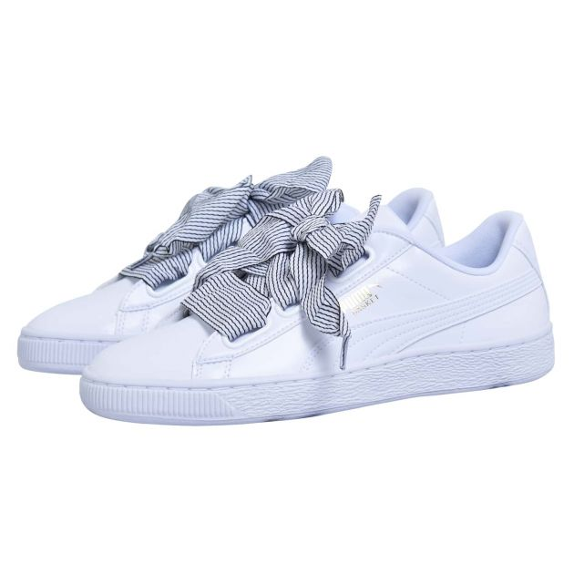 Puma Basket Heart Wn´S Weiß