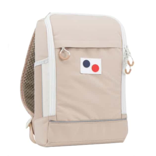 Pinqponq Cubik Small Pure Backpack Beige
