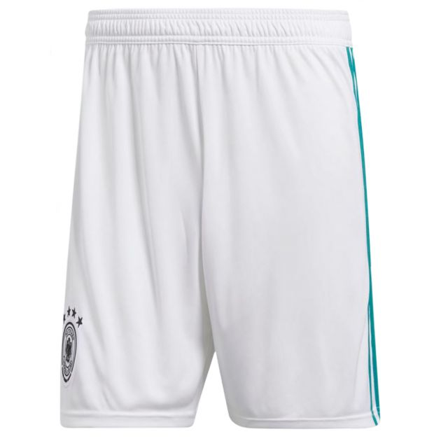adidas DFB Away Short Weiß