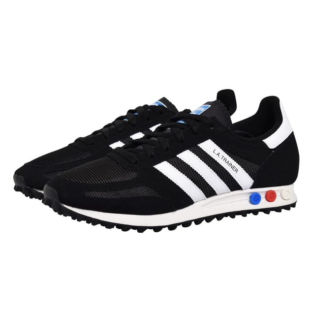 adidas Originals LA TRAINER Schwarz