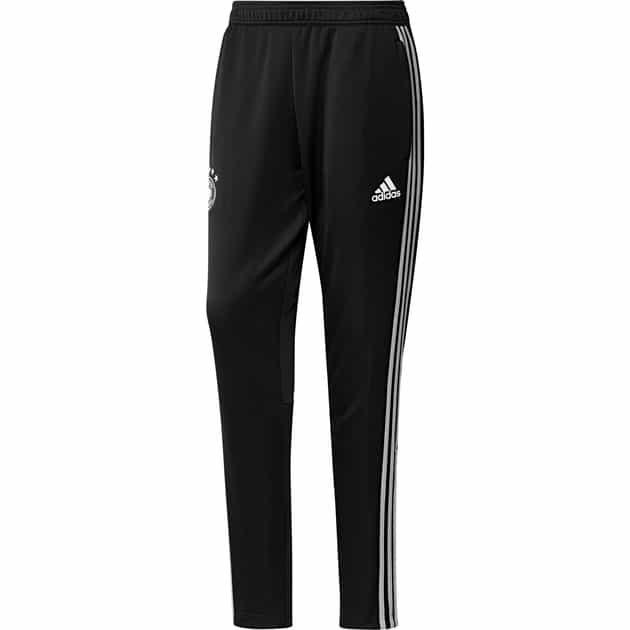 adidas DFB Training Pant Kids Schwarz