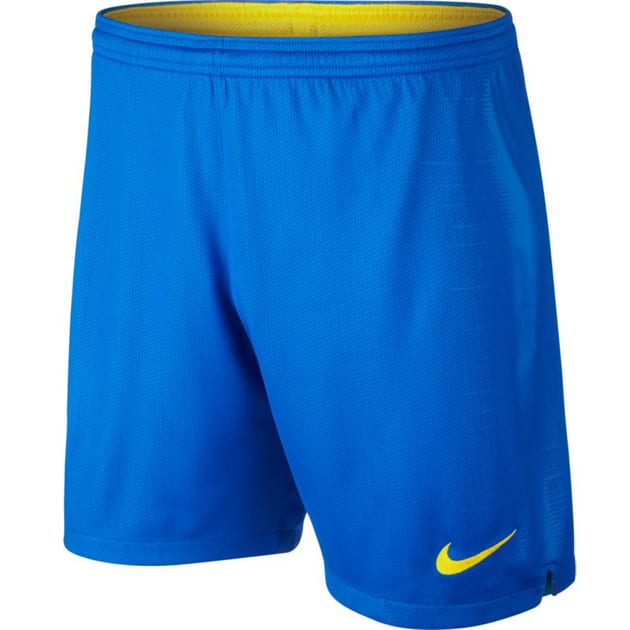 Nike Brasilien Home Short Kids Blau