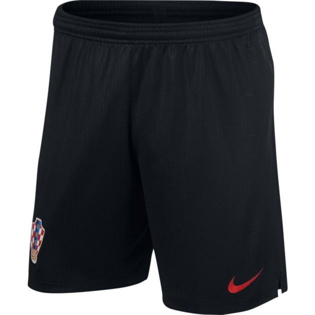Nike Kroatien Away Short Schwarz