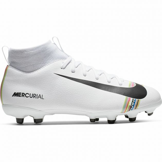 Nike Jr. Superfly 6 Academy CR7 MG (GS) Weiß