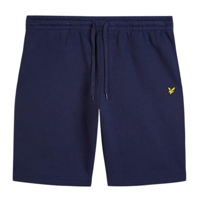 Lyle & Scott Sweat Short Dunkelblau
