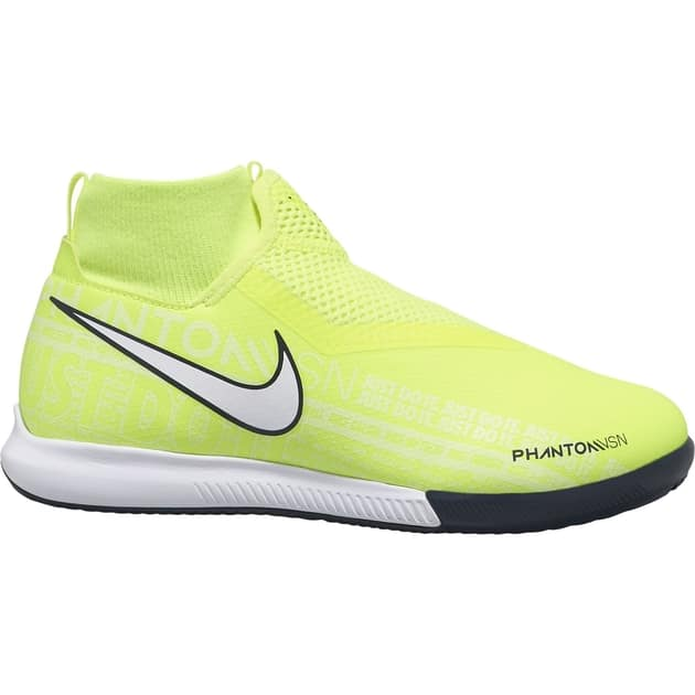 Nike JR Phantom VSN Academy DF GS IC Gelb