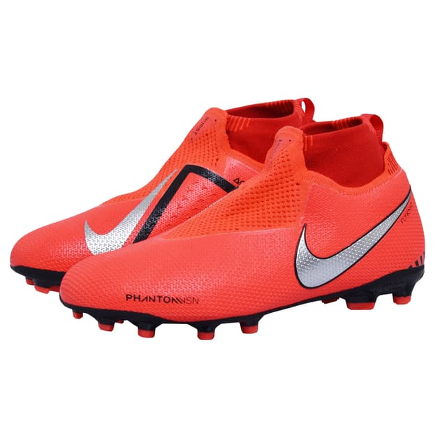 Nike PHANTOM VSN ELITE DF MG Rot
