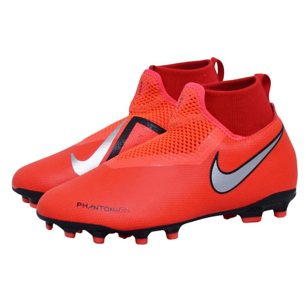Nike Jr Phantom VSN Academy DF MG Rot