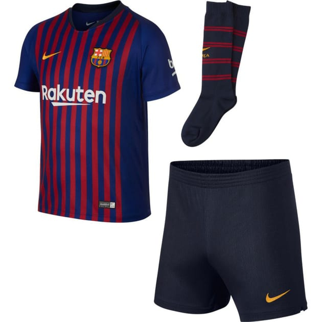 Nike FC Barcelona Home Kit Blau