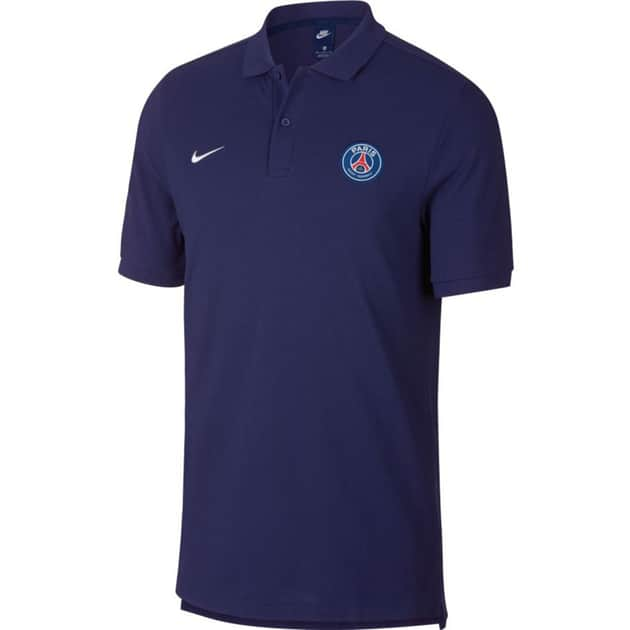 Nike Paris Saint Germain Polo Blau