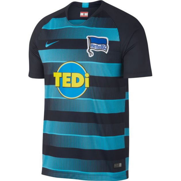 Nike Hertha Berlin Away Trikot Blau