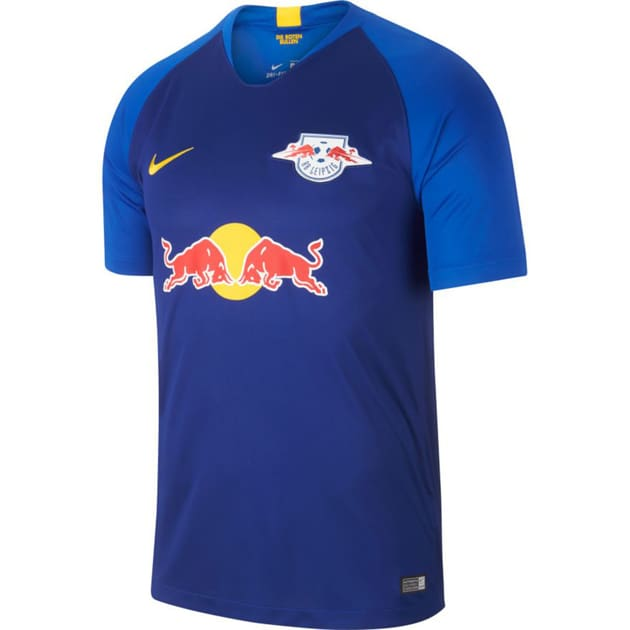 Nike RB Leipzig Away Trikot Kids Blau