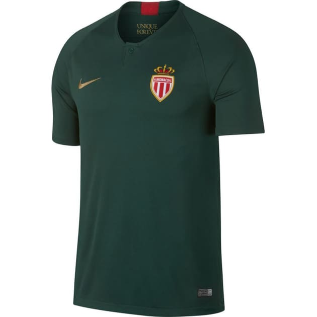 Nike AS Monaco Away Trikot Grün