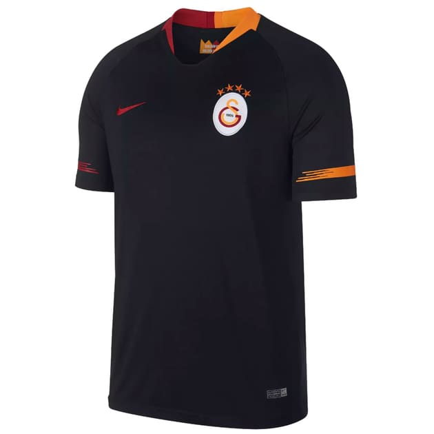 Nike Galatasaray Away Trikot Kids Orange