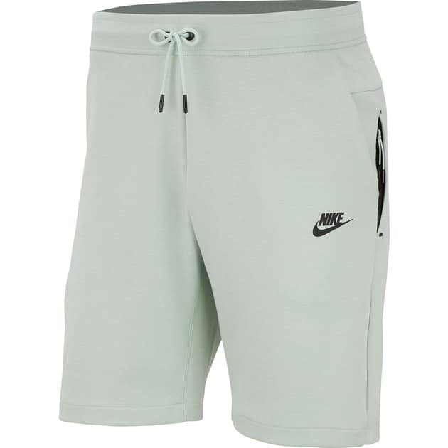 Nike M NSW Tech Fleece Short Hellgrün