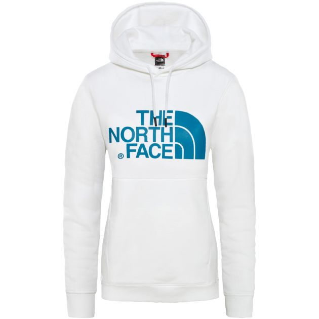 The North Face W Drew Hoody Weiß