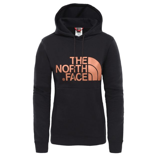 The North Face W Drew Hoody Schwarz