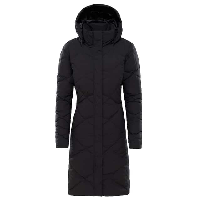 The North Face W MISS METRO PKA II Schwarz