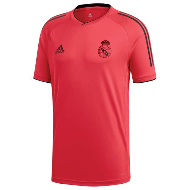 adidas Real Madrid Training Jersey Rosa