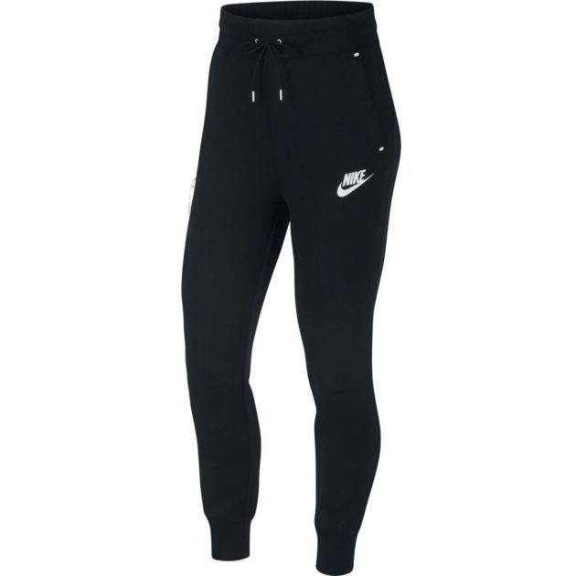 Nike W NSW Tech Fleece Pant Schwarz
