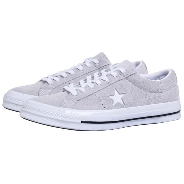Converse ONE STAR OX Grau