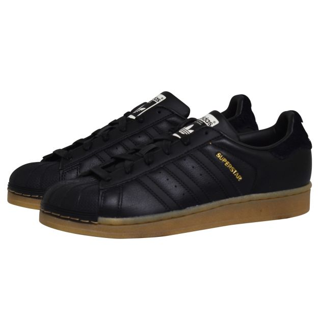 adidas Originals Superstar W Schwarz