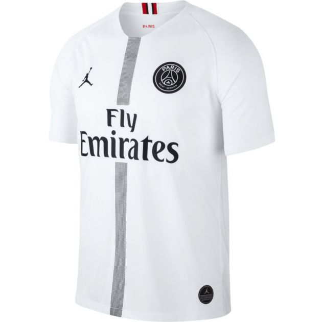 Nike Paris Saint Germain Third Trikot Kids Weiß