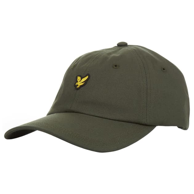 Lyle & Scott Baseball Cap Oliv