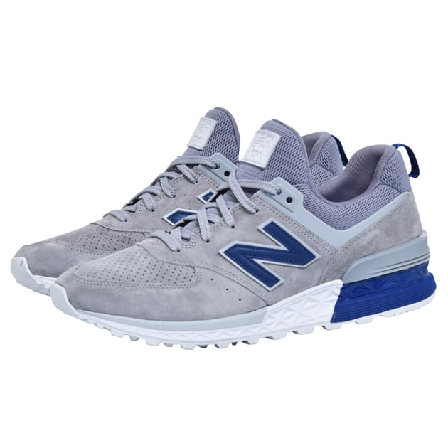 New Balance MS574 Grau