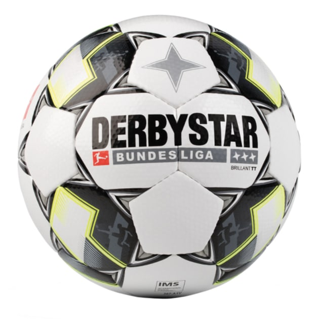 Derbystar Top Training BL Design Weiß