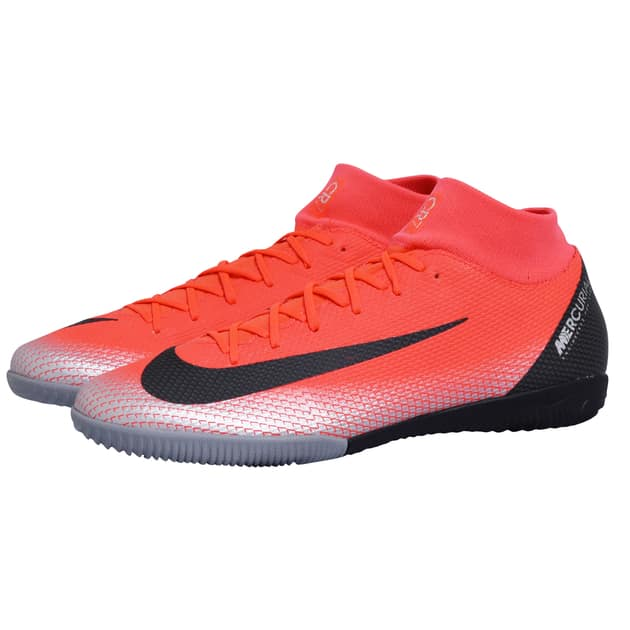 Nike SUPERFLY 6 ACADEMY CR7 IC Rot