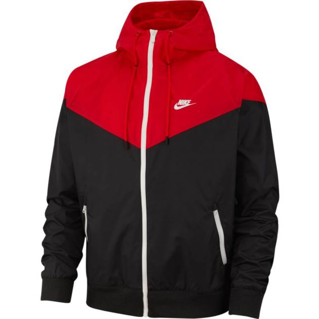 Nike M NSW HE Windrunner Jacket HD Schwarz