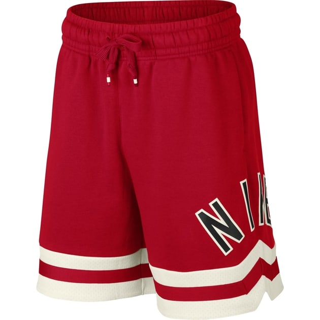 Nike M NSW Air Short Fleece Rot
