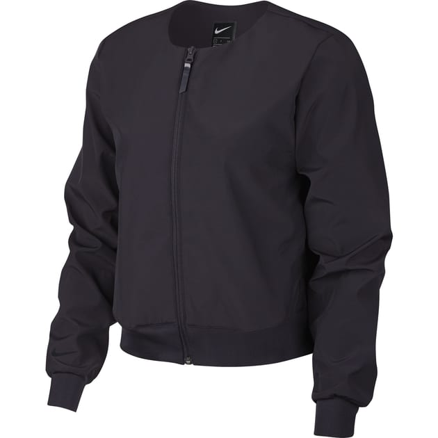 Nike W NSW Tech Pack Jacket FZ Schwarz