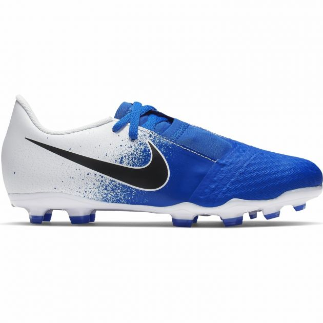 Nike Jr Phantom Ve Academy FG Weiß