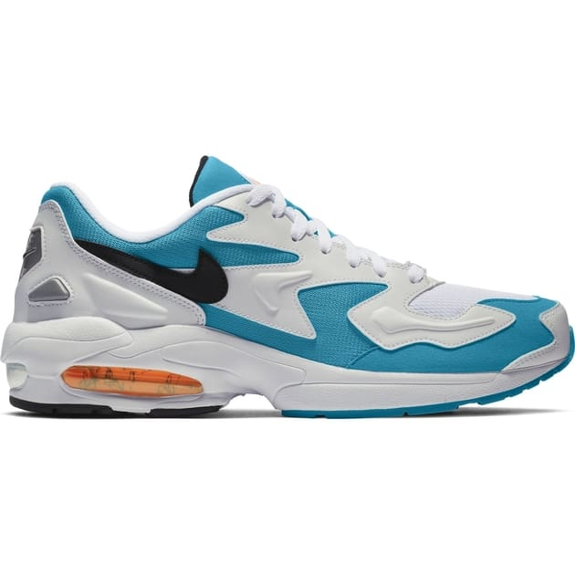 Nike AIR MAX 2 LIGHT Weiß