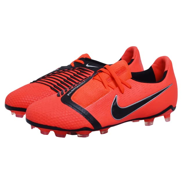 Nike JR PHANTOM Ve ELITE FG Hellrot