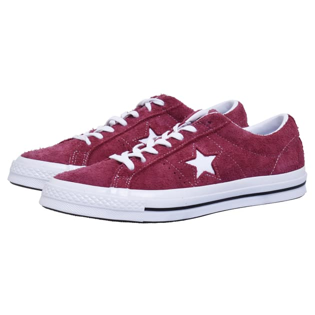 Converse ONE STAR OX Rot