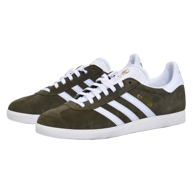 adidas Originals GAZELLE W Oliv